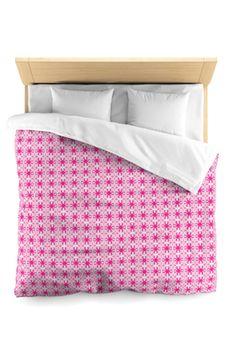 Aruba Lattice Duvet Cover - Lattice Pattern Bedding - KK Pires™ We are obsessed with this simple, yet bold lattice pattern duvet cover. Soft Duvet Covers, Bed Covers, Bohemian Bedrooms, Modern Bohemian, Bedding, Simple, Pattern, Inspiration, Design