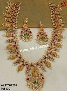India Jewelry, Ear Jewelry, Gold Jewelry, Jewelery, Jewelry Stand, Antique Jewellery, Ethnic Jewelry, Diamond Jewelry, Gold Necklace