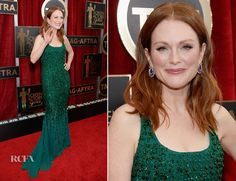 Julianne Moore In Givenchy Couture – 2015 SAG Awards