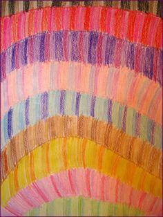 De colores (Oh the Colors!)   Y por eso los grandes amores de muchos colores me gustan a mí <3