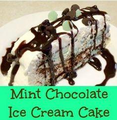Yum! I would add some chopped up ande mints on top. MMmmmmm