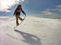 I love snowboarding. <3