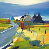 Pam Carter - Scottish (active) artist
