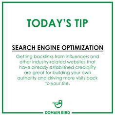 Today's Tip - Search Engine Optimization Online Campaign, Today Tips, Digital Marketing Services, Search Engine Optimization