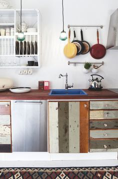 DIY kitchen. Article, Boligmagasinet.