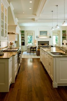 Cherry Creek traditional kitchen