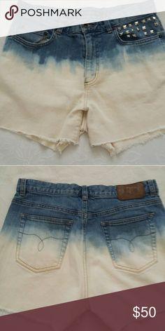 74aa681b7e80 Ralph Lauren tie dye shorts jeans NWOT Inseam 4in. Christmas gift Birthday  Anniversary Wedding Fall