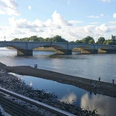 Reflection at putney bridge