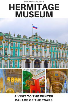 Da Vinci, Raphael, Michelangelo, Rembrandt, Velazquez, Goya... the Hermitage has one of the best collections of art in the whole world. Have a look at some of the highlights that you can't miss during a visit to the former Winter Palace of the tsars in St. Petersburg!
