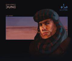 Fremen Sietch Tabr: Liet-Kynes by Deimos-Remus on DeviantArt Dune Characters, Dune Series, Dune Frank Herbert, Dune Art, Denis Villeneuve, Best Sci Fi, Science Fiction Art, Reference Images, Concept Art