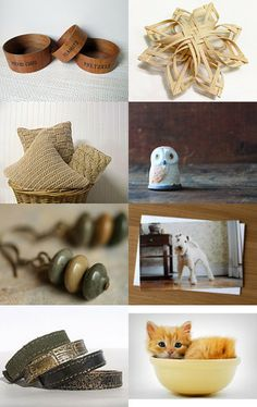 camel and jasper  by ms blue on Etsy--Pinned with TreasuryPin.com