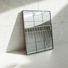 Decovry - Be the first to discover! Geometric Art, Living Area, Mirror, Metal, Frame, Squares, Design, Bathroom, Decor