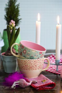 Christmas Melamine Cups - AW16
