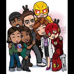 Lordmesa Art — Flash Clownin'!!! Here's my take of the Flash...