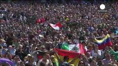 El Papa pide la paz mundial en su mensaje pascual