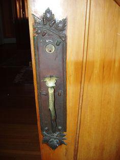 Miner Smith door handle & Miner Smith bungalow front door | Architecture | Pinterest | Bungalow