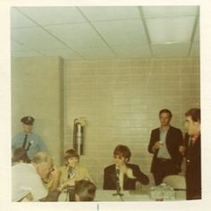 Beatles and Brian Epstein at the Mid-South Coliseum, Memph…   Flickr