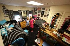 #Baylor dorm room -Collins good ole Collins-def a corner room:)