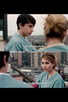 Do u like breathing??