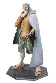 'Picture by yosora (megahouse one_piece portrait_of_pirates_dx silvers_rayleigh) Anime One Piece, One Piece Luffy, Model One, Figure Model, One Piece Theme, Action Figure One Piece, Anime Figurines, Anime Toys, Anime Merchandise