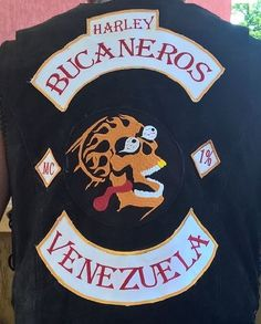 Add Your Motorcycle Club Colours or Motorcycle Club Patch Here. Isla Margarita, Old Motorcycles, Motorcycle Clubs, Bikers, Cut And Color, Biker Gangs, Patches, Colours, Vests