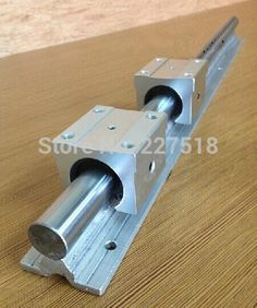 13.68$  Buy now - http://alix6z.shopchina.info/go.php?t=1956605374 - 1pc of SBR20 rail L500mm  linear guide  +2pcs SBR20UU linear bearing blcok  #buychinaproducts