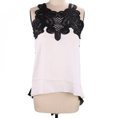 Loose Tank Tops, Plus Size Tank Tops, Lace Vest, Womens Sleeveless Tops, Women's Summer Fashion, Blouses For Women, Stylish, Casual, Store