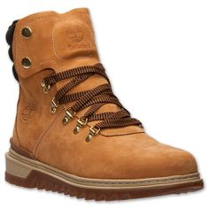 Men's Timberland Shelburne Boots| FinishLine.com | Wheat
