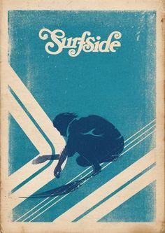 surf #typography
