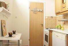 Konyha, kitchen, home staging, panel lakás