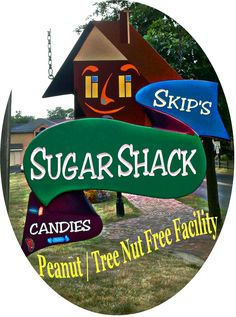 """Love chocolate but have severe food allergies? Skip's Sugar Shack is a completely peanut/tree nut free candy store. This photo is part of the Visit Bucks County """"Repin It To Win It Contest."""" Repin this photo until May 1, 2012 to win a nut free gift basket from Skip's Sugar Shack."""