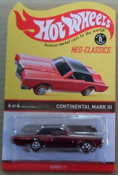 "^@@^ RLC ""Neo-Classics"" Lincoln Mark lll ""SpectraFlame"" Red ^"