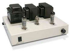 Almarro A205A Single-Ended Pentode Integrated Amplifier