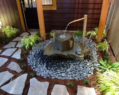 Ordinaire Bamboo Fountain