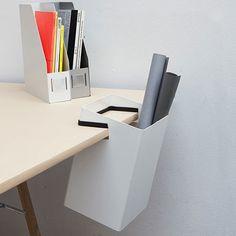 Lugano Wastepaper Bin by MADE DESIGN   MONOQI #bestofdesign