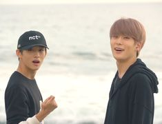 Winwin Jaehyun nct 127 fly away with me Nct Taeyong, Jaehyun Nct, Nct Winwin, Santa Monica, Mv Video, Aesthetic Words, Jung Jaehyun, Jung Woo, Kpop