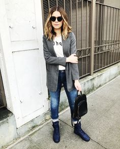 The Girlish Tomboy #streetstyle #style #fashion #outfit