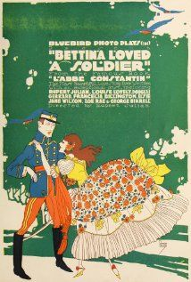 Bettina Loved a Soldier (1916) Poster