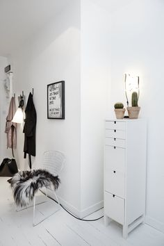 Elín Kickéns apartment - Lärlingsgatan 2B - Suède