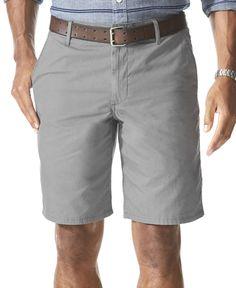 Dockers Straight-Fit Poplin Shorts