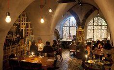 Romantic restaurants in Israel