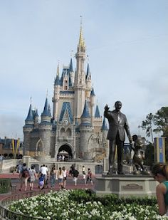 Disney Land Florida - this was the first big trip I went on with my family, when I was 9