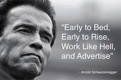 10 Arnold Schwarzenegger Quotes from his book, Total Recall #ArnoldSchwarzenegger