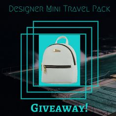 Mini Travel Pack Giveaway!