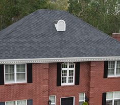 Best Dark Grey Painted Roof With Red Brick Flip Or Flop In 400 x 300