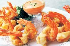 the BEST fried shrimp in the world! Fried Shrimp Recipes, Seafood Recipes, Great Recipes, Favorite Recipes, Fish And Seafood, The Hamptons, The Best, Hampton Roads, Gourmet