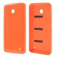 iPartsBuy Mobile Phone Replace Back Case Battery Back Cover Replacement for Nokia Lumia 630