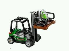 Lego #super #heroes - 76045 lexcorp's #forklift only,  View more on the LINK: http://www.zeppy.io/product/gb/2/322047479438/