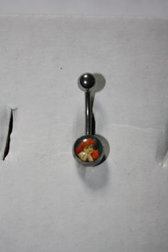The Little Mermaid Ariel Belly Button Ring