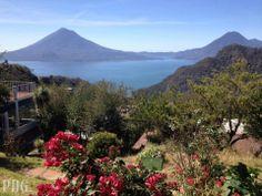 Guatemala y sus hemosos lagos.
